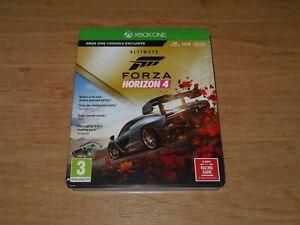 Forza horizon 4 steelbook Game for Microsoft XBOX ONE