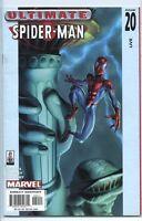 Ultimate Spider-man 2000 series # 20 fine comic book