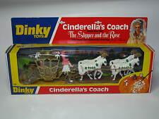 Dinky Toys #111 Cinderella's Coach (Carosse de Cendrillon) Mint in original box