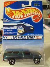 Hot Wheels Dodge Ram 1500 1995 Model Series #7 of 12 5 sp Green