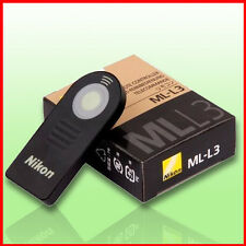 mando NIKON ML-L3 ORIGINAL ★D3400 D610 D7500 D5300 D5200 D3300 D3200 D600 P6000