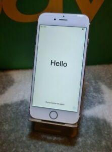 iPhone 6S 128GB Unlocked Rose Gold (New Batt, 100% Health) Apple A1688