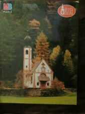 "Jig Saw Puzzle 1000  pieces ""South Tyrol, Italy""  12 to Adult; Vintage"