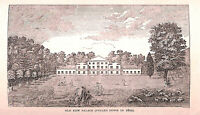 Old Kew Palace.Historical.Antique.Genuine.Art.Greater London.Kew.Architecture