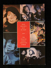 MICHAEL JACKSON 5-BEE GEES-JONI MITCHELL-1997 ROCK & ROLL HALL OF FAME PROGRAM