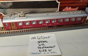 Liliput 375 54? SBB WR Diner Era 4 (twt 138)