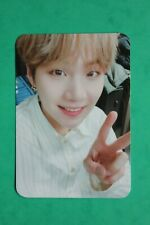 BTS Official Light Stick Map of The Soul Special Edition - Suga Photocard