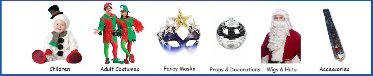 Dazzling Costumes Shop