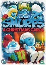 The Smurfs A Christmas Carol - NEW Region 2 DVD