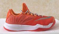 NIKE Men Basketball  ZOOM RUN THE ONE, James Harden Orange & White size 17.5