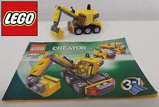 Gioco Game LEGO Creator 2007 - 4915 - Completo - Vehicle building - Carro Ruspa