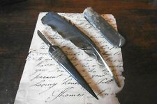 More details for antique 19th century quill cutter