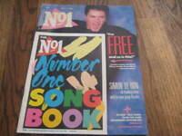 No 1 magazine September 1985 Duran Duran - Rare!  Simon Le Bon Arcadia