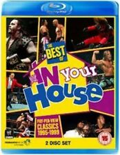 WWE The Best of in Your House 5030697023414 Blu-ray Region B