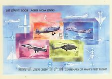 INDIA 2003 Aero India MS, MNH (1954)