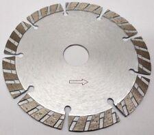 Hochleistungs Diamant Trennscheibe Turbo 125 Ø Beton Granit Winkelschleifer Flex