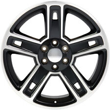 "4 New 22"" Wheels For Chevy Silverado Suburban GMC Yukon Sierra 22x9 Inch Rims"