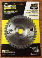 Floor King Jamb Saw Blade 55036 556 For Crain 545, Crain 555 And Crain 575