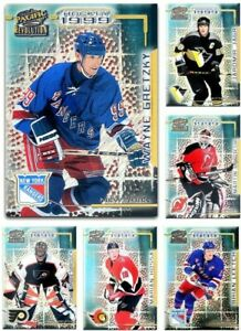 1998-99 Pacific Revolution **** PICK YOUR CARD **** From The Base SET