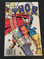 THOR #337  WALT SIMONSON 1ST BETA RAY BILL NEWSTAND FRESH  9.O VF-NM WHITE PAGES