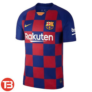 NIKE FC Barcelona Herren Heimtrikot Home Trikot 2019/2020 [AJ5532-456]