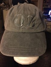 Vintage OZ TV Series Ball Cap Hat Cat & Crew HBO Biker Show NEW