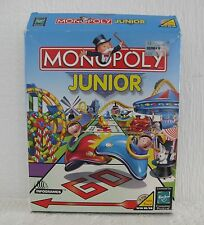 Monopoly Junior CD-ROM Game WIN 95/98 - Tested & Works in Windows 7, Ages 5 & Up