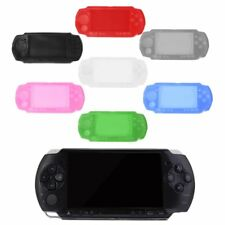Soft Protector Silicone Cover Case Skin for Sony PSP 2000/3000 Console Xmas Gift