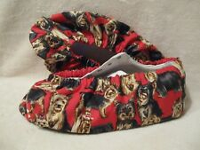 Yorkshire Dogs. Beautiful covers for you Yorkie lovers. Ladies size 7-9