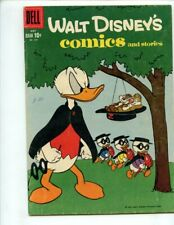 Walt Disneys Comics #224 (1959) GD/VG