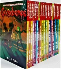 Goosebumps Classic Collection 20 Books Set The Ghost Next Door R L Stine