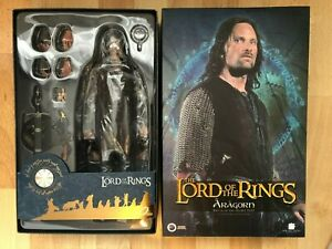 Asmus Toys - Aragorn Helms' Deep LOTR25 - Lord of the Rings Two Towers - New