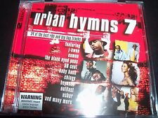 Urban Hymns 7 Various 2 CD (ft J-wess 50 Cent Beyonce Chingy Usher Baby Bash)