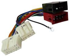 Adaptador cable enchufe ISO para radio de Mazda 121 323 626 929 Demio B-Serie