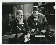 Oh Mr Porter original 8x10 photo 1937 Will Hay in luggage office at station