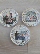 B&G Copenhagen Carl Larsson Miniture Plates.