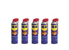 Dégrippant WD40 - Lot de 5 x WD-40 500ml Pro bombe nettoyant anti-humidité NEUF