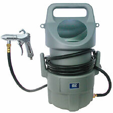 Sandblasting machine for air with deposit 22 kgs