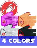 Castelli Tesoro Women's Cycling Gloves : 4 Colors : FREE Shipping