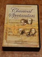 Rare 12 CD Collector's edition box set. CLASSICAL SPECTACULARS music collection