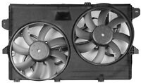 Dual Radiator Cooling Fan Assembly For Ford Edge 2007-2015 / Lincoln MKX 07-15