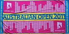 2011 Australian Open Ladies Towel (Player Used)