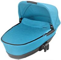 Maxi-Cosi Carrycot, Maxi Cosi Foldable Carrycot - Mosaic Blue