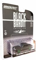 GREENLIGHT 27880 B BLACK BANDIT 1972 CHEVROLET CHEVELLE SS 396 1/64 CHASE