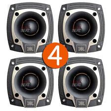 4 Pack JBL Selenium ST304 Super Tweeter 80 Watts High Sensitivity 7896359515691