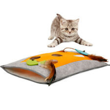 Cat Tunnel Bed Cave Style Snuggly Cat Hideaways Small Animals Sleeping Bag