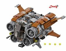 Lego Star Wars -Jakku Quad Jumper 75178  -  *SHIP ONLY - NO MINIFIGURES*