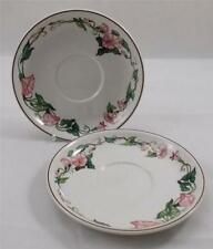 Villeroy & and Boch PALERMO 2 x saucers 15cm