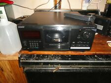 New listing Sony Cdp-Cx255 200 Disc Cd Player Mega Changer Stereo Home Audio Tested Remote
