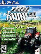 Professional Farmer 2017 (Sony PlayStation 4, 2017)